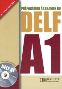 Книга Préparation à l'examen du DELF A1