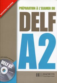 Книга Préparation à l'examen du DELF A2