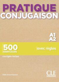 Книга Pratique Conjugaison A1-A2