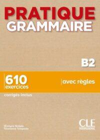 Книга Pratique Grammaire B2