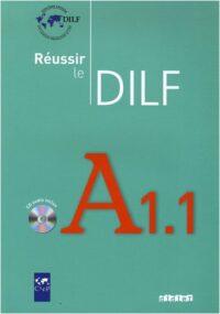 Книга Réussir le DILF A1.1 Livre avec CD audio