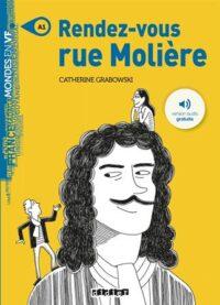 Книга Rendez-vous rue Molière