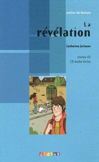 Книга с диском La révélation avec CD audio