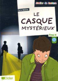Книга с диском Le casque mystérieux avec CD audio