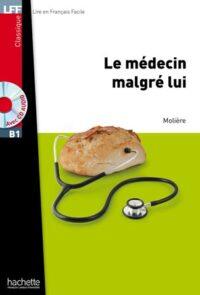 Книга с диском Le médecin malgré lui avec CD audio