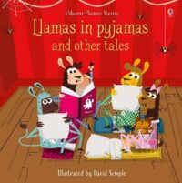 Книга с диском Llamas in Pyjamas and Other Tales with Audio CD