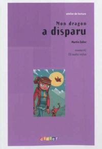 Книга с диском Mon dragon a disparu avec CD audio