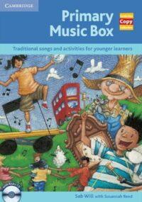 Книга с диском Primary Music Box with Audio CD