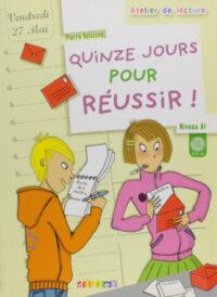 Книга с диском Quinze jours pour réussir avec CD audio