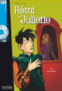 Книга с диском Rémi et Juliette avec CD audio