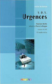 Книга с диском S.O.S Urgences avec CD audio