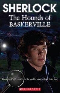 Книга с диском Sherlock: The Hounds of Baskerville with Audio CD