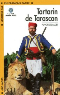 Книга с диском Tartarin de Tarascon avec CD audio