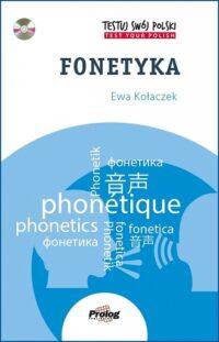 Книга с диском Testuj Swój Polski: Fonetyka z CD