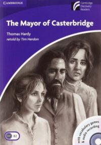 Книга с диском The Mayor of Casterbridge with CD-ROM
