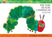 Книга с диском The Very Hungry Caterpillar with CD Set