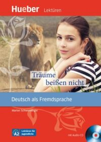 Книга с диском Träume beißen nicht mit Audio-CD