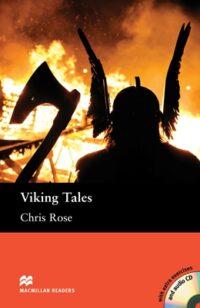 Книга с диском Viking Tales with Audio CD