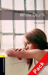 Книга с диском White Death with Audio CD
