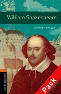 Книга с диском William Shakespeare with Audio CD