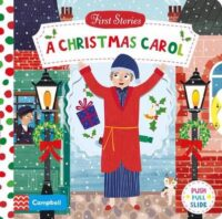Книга с движущимися элементами First Stories: A Christmas Carol