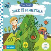 Книга с движущимися элементами First Stories: Jack and the Beanstalk