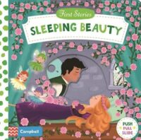 Книга с движущимися элементами First Stories: Sleeping Beauty