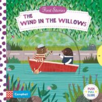 Книга с движущимися элементами First Stories: The Wind in the Willows