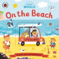 Книга с движущимися элементами Little World: On the Beach