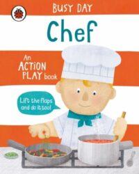 Книга с окошками Busy Day: Chef