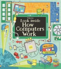 Книга с окошками Look inside How Computers Work