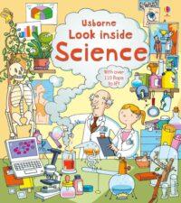 Книга с окошками Look inside Science