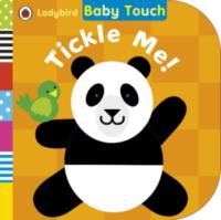 Книга с тактильными ощущениями Baby Touch: Tickle Me!