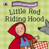 Книга с тактильными ощущениями Little Red Riding Hood