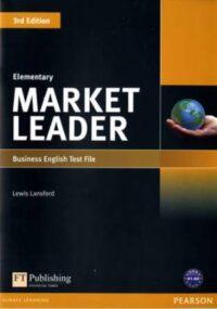 Книга с тестами Market Leader 3rd Edition Elementary Test File