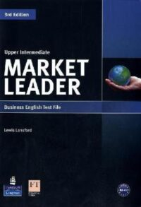 Книга с тестами Market Leader 3rd Edition Upper-Intermediate Test File