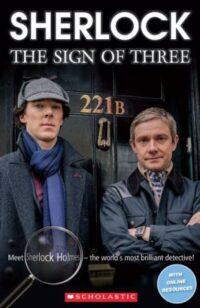 Книга Sherlock: The Sign of Three