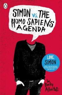Книга Simon vs. the Homo Sapiens Agenda (Book 1)