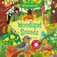 Книга со звуковыми эффектами Woodland Sounds