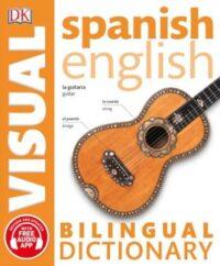 Книга Spanish-English Bilingual Visual Dictionary