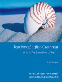 Книга Teaching English Grammar