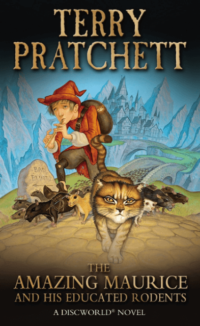 Книга The Amazing Maurice and His Educated Rodents (Book 28)