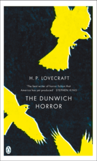 Книга The Dunwich Horror