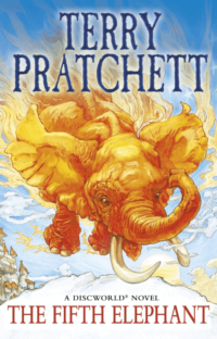 Книга The Fifth Elephant (Book 24)