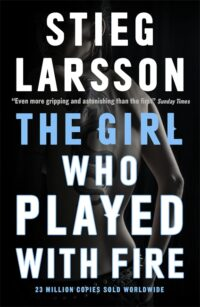 Книга The Girl who Played with Fire (Book 2)
