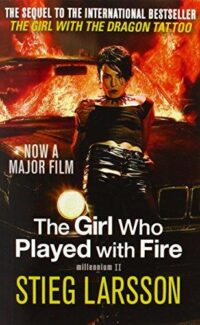 Книга The Girl Who Played with Fire (Book 2) (Film tie-in)