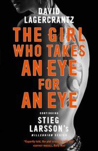 Книга The Girl Who Takes An Eye For An Eye (Book 5)