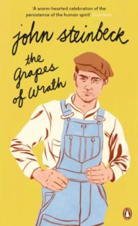 Книга The Grapes of Wrath