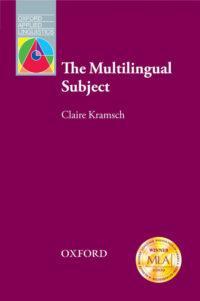 Книга The Multilingual Subject