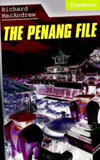 Книга The Penang File with Downloadable Audio